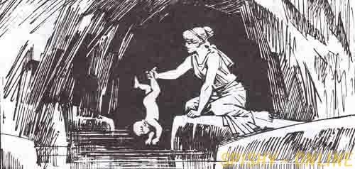 Вспомните древнегреческий миф опишите рисунок нашего времени
